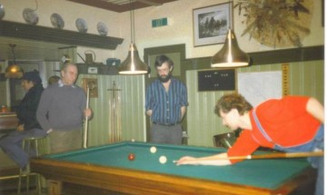 damesbiljarten 1985